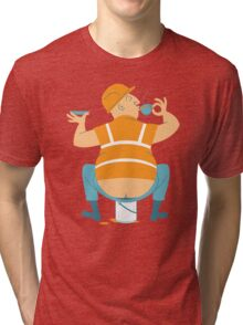 Builder's Tea Tri-blend T-Shirt