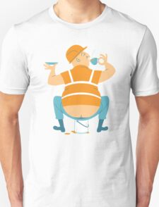 Builder's Tea Unisex T-Shirt