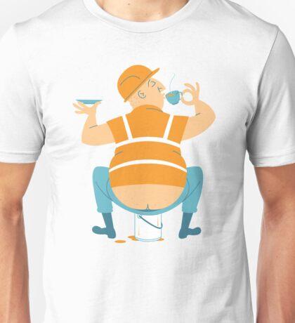 Builder's Tea Unisex T-Shirt