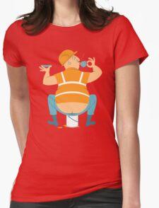 Builder's Tea Womens T-Shirt