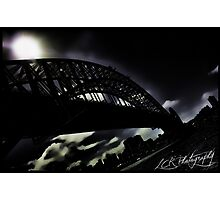 Gotham Harbour Photographic Print