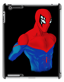 Spider-Man Alternative Suit Design Bust (Black) by strkr241