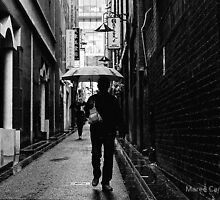 alley man... by Maree Cardinale by Shot in the Heart of Melbourne, 2013