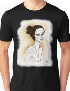 The girl Unisex T-Shirt