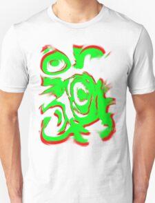 Random swirly T-Shirt