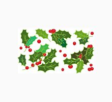 christmas holly Unisex T-Shirt