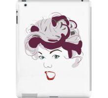 Moran iPad Case/Skin