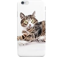 Wild nature - pussy #10 iPhone Case/Skin