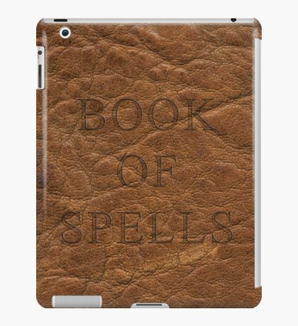 The Book of Spells iPad Case/Skin