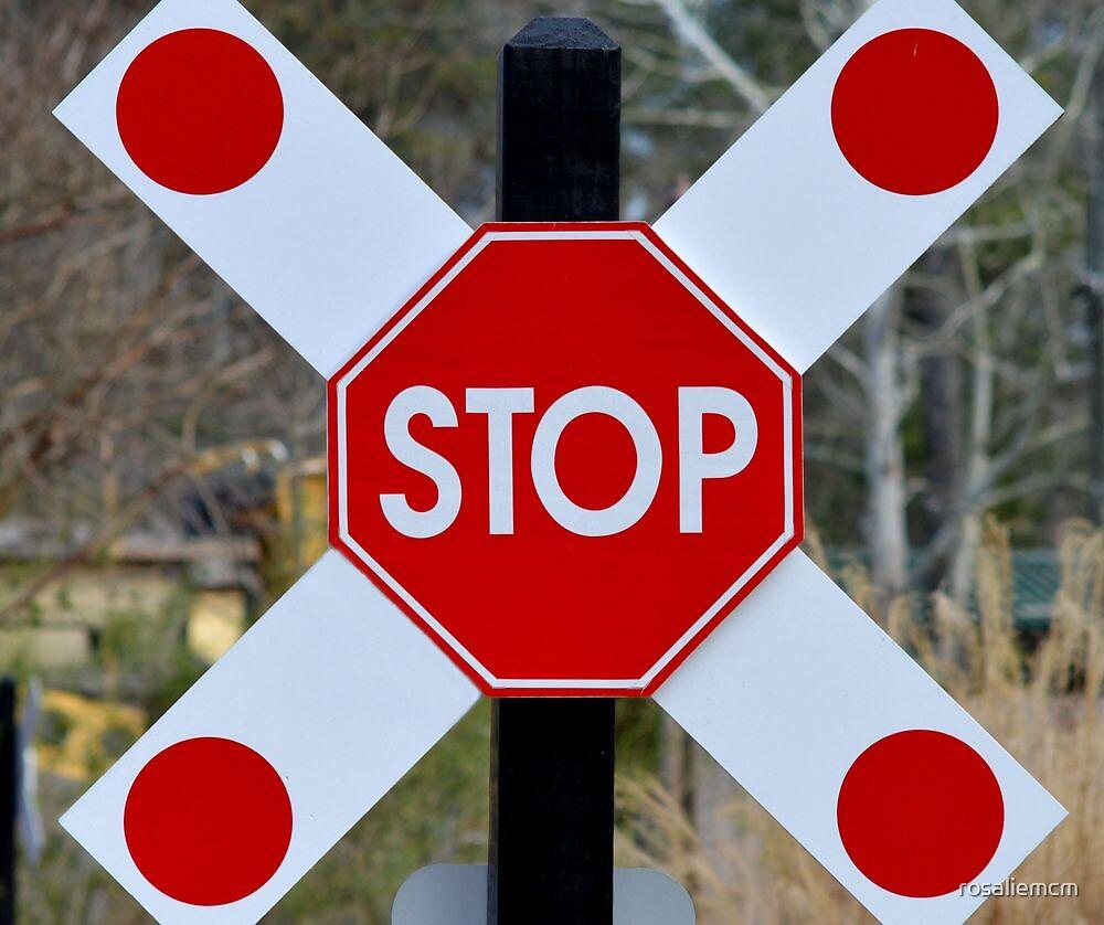 STOP by rosaliemcm