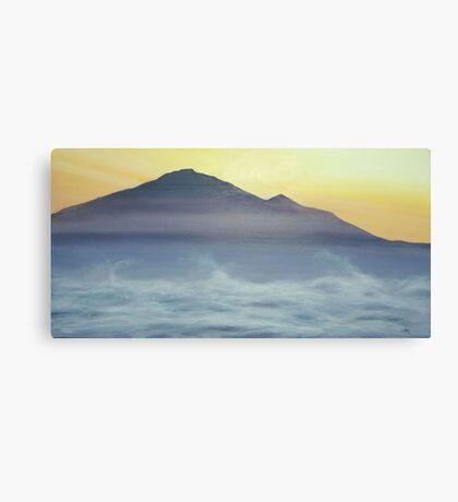 Kilimanjaro Canvas Print