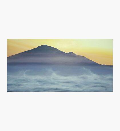 Kilimanjaro Photographic Print