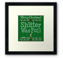 Christmas Vacation Framed Print