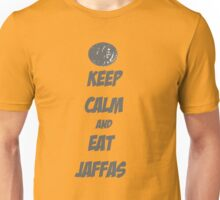 Keep Calm Eat Jaffas Unisex T-Shirt