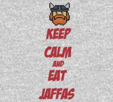Keep Calm Eat Jaffas by jack-bradley