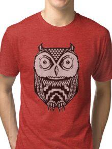 Phil Lester Owl Shirt  Tri-blend T-Shirt
