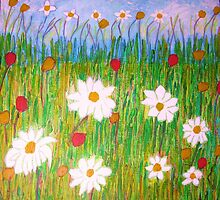 Daisys bring the summer by Jilly10