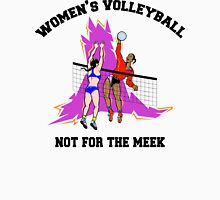 Women's Volleyball Womens Fitted T-Shirt