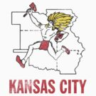 Kansas City (Vintage) by Look Human