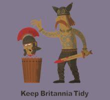 Keep Britannia Tidy Kids Clothes