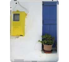 Electric Colours iPad Case/Skin