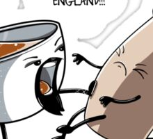This is England!!! Sticker