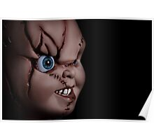 Chucky doll Poster