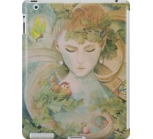 Soul of the forest iPad Case/Skin