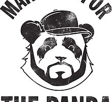 Make Way For The Panda (Vintage) by Look Human