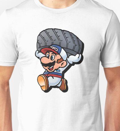 Mario Motors Mario F1 Unisex T-Shirt