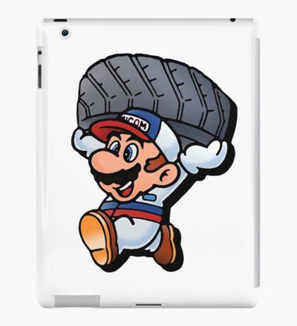 Mario Motors Mario F1 iPad Case/Skin