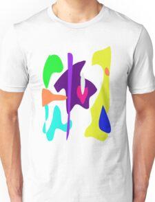 Cheerful Boy Unisex T-Shirt