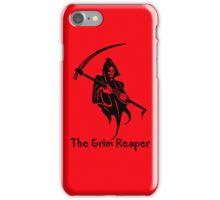 The Grim Reaper iPhone Case iPhone Case/Skin
