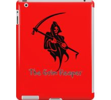 The Grim Reaper iPad Case iPad Case/Skin