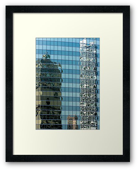 Chicago Reflections by John Gaffen