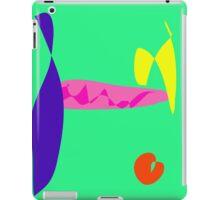Outside iPad Case/Skin
