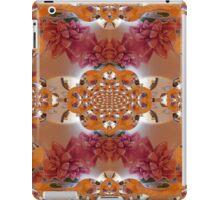 Pink Ninphea iPad Case/Skin