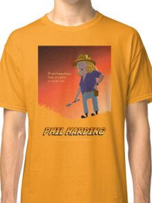 Phil Harding - Time Team Classic T-Shirt