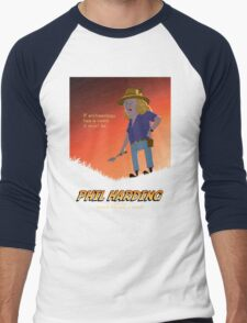 Phil Harding - Time Team Men's Baseball ¾ T-Shirt