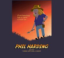 Phil Harding - Time Team Unisex T-Shirt