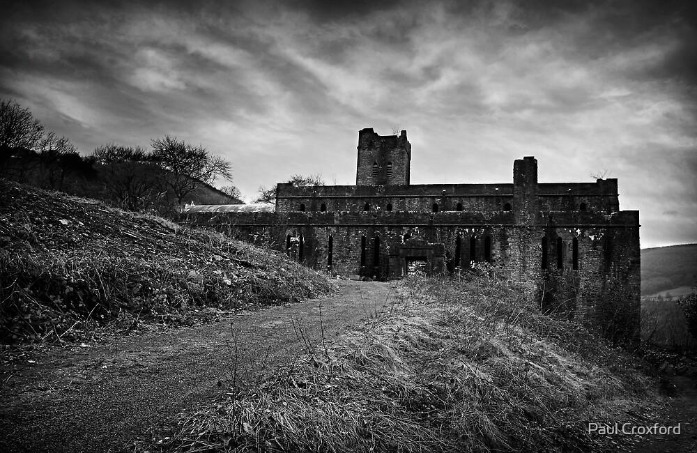 St Lukes Church Abercarn, South Wales 01 by Paul Croxford