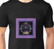 Magic Always Comes With A Price Dearie Butterfly Purple Collection Also Available In Black, and Turquoise Unisex T-Shirt