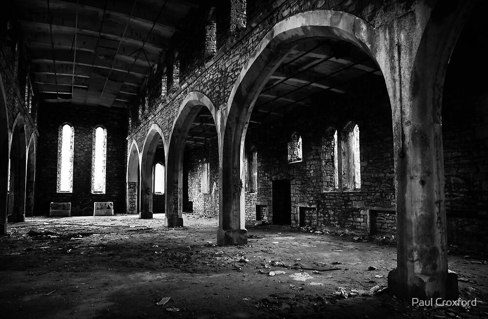 St Lukes Church Abercarn, South Wales 10 by Paul Croxford