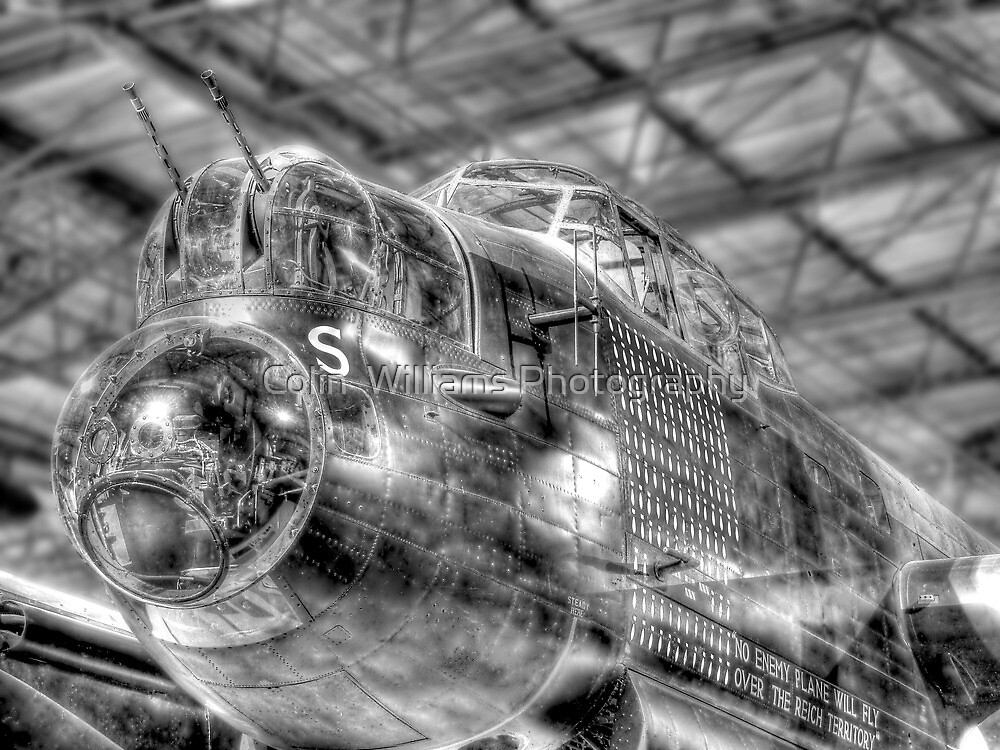 Lancaster S Sugar - Hendon by Colin  Williams Photography