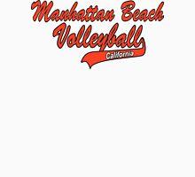 Manhatten Beach California Volleyball Unisex T-Shirt