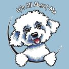 Bichon Frise :: Its All About Me by offleashart