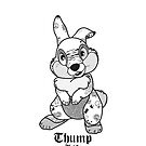 ThumpLife (Grayscale) by MissDev