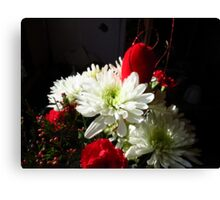 Happy Valentine's Day....as is Canvas Print