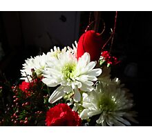 Happy Valentine's Day....as is Photographic Print