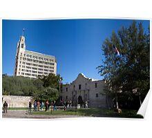 The Alamo, San Antonio, TX Poster